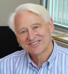 Portrait of Prof. Alan Tait