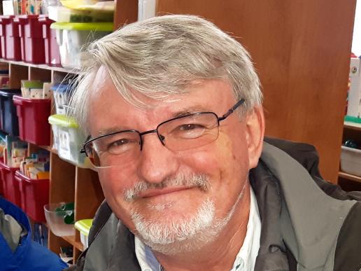 Portrait of Prof. Michael Power