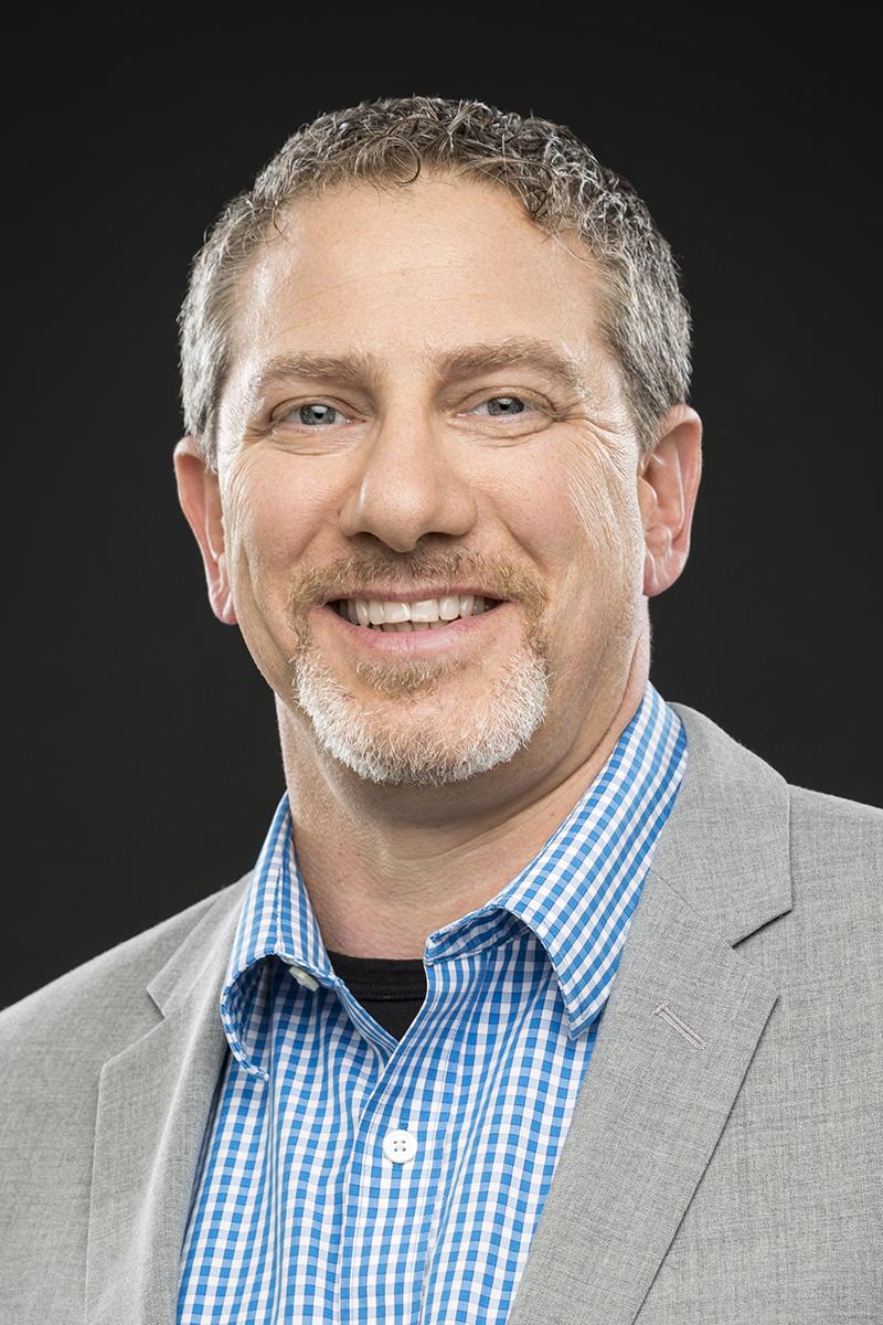 Portrait of Prof. Alec Gershberg