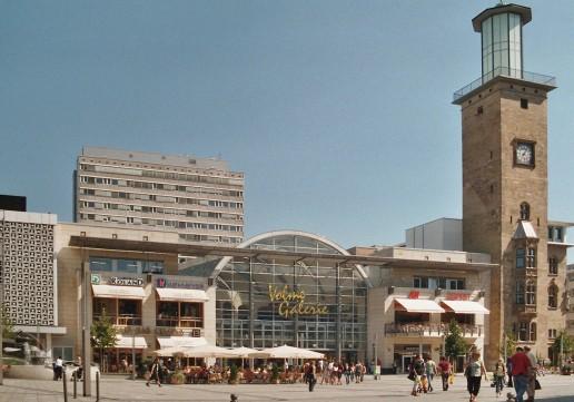 Hagen city center