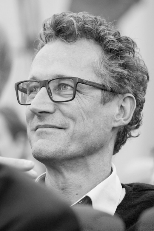 Portrait of Aldo Geuna