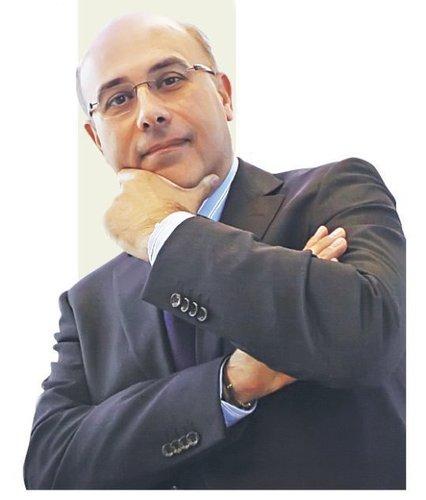 Portrait of Francesc Pedró