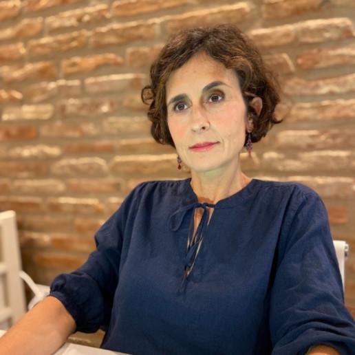 Portrait of Consuelo Battistelli