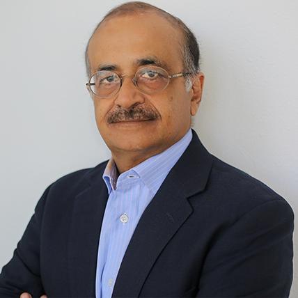 Portrait of Nikhil Sinha