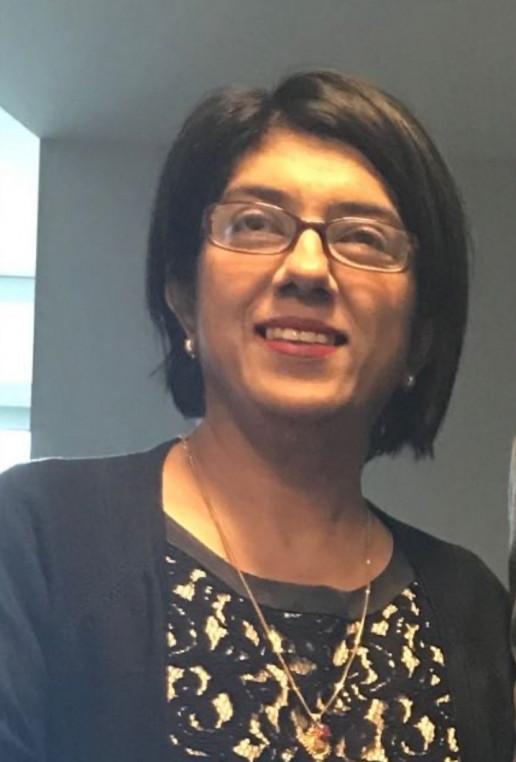 Portrait of Romeela Mohee
