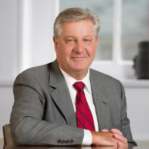 Portrait of Steven J. Fluharty